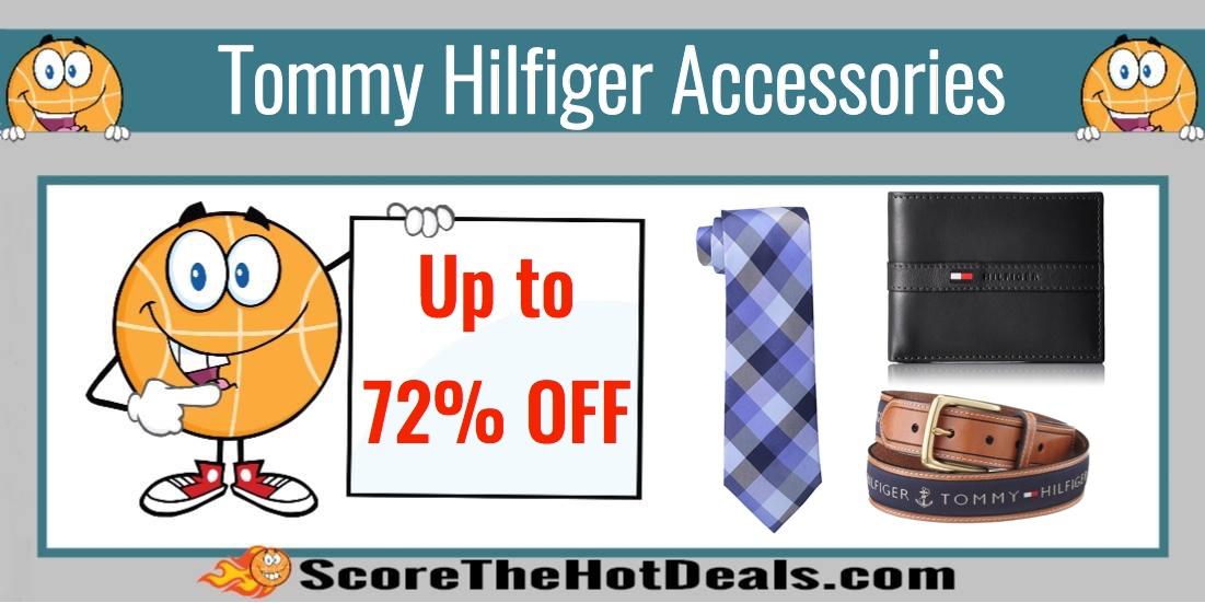 tommy hilfiger accessories
