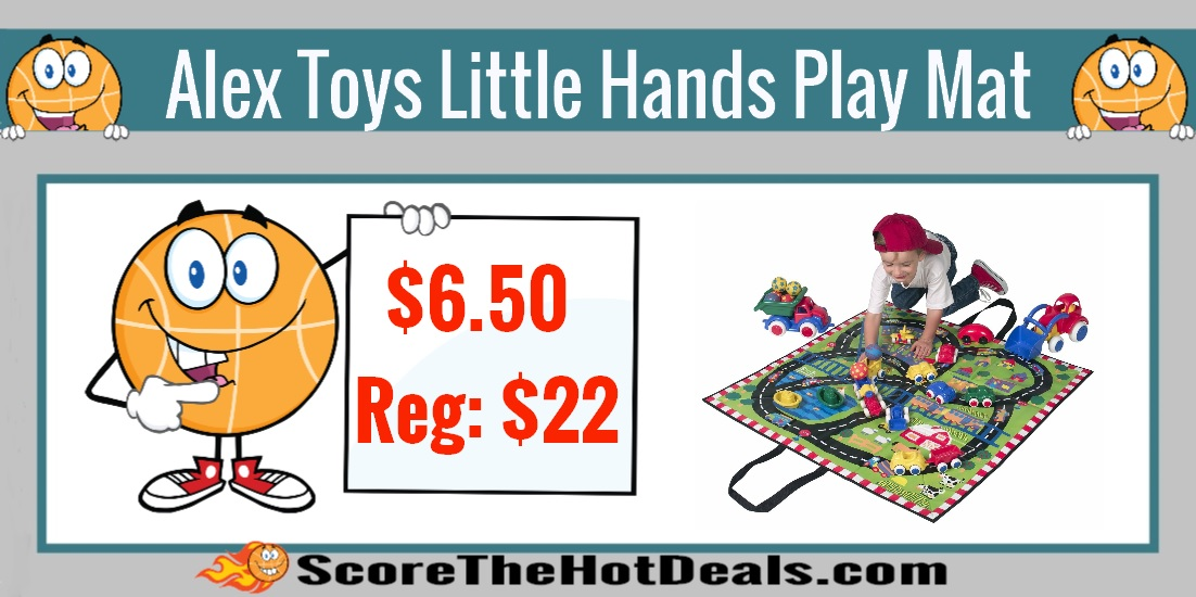 Alex Toys Little Hands Play Mat
