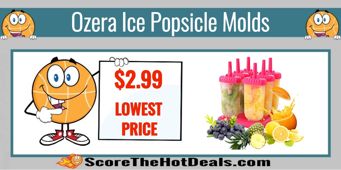 ozera ice popsicle molds