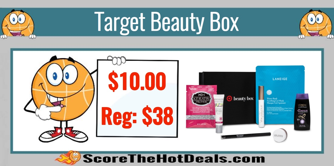 target november beauty box