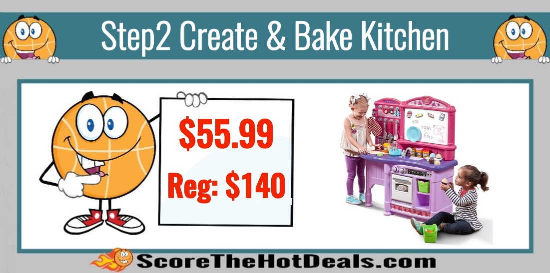 Step2 Create & Bake Kitchen