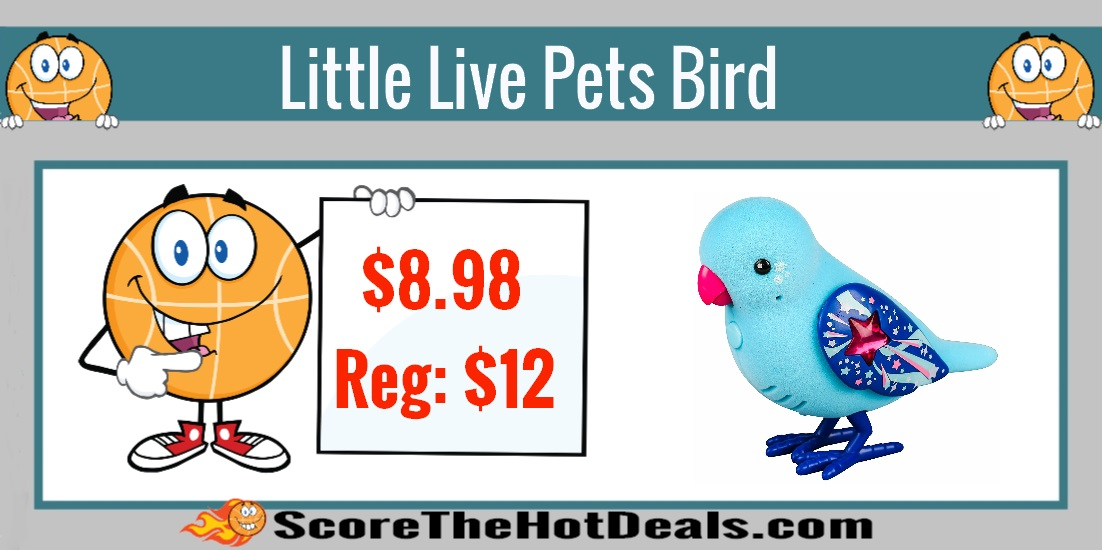 Little Live Pets Bird