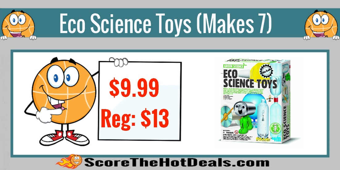 4M Eco Science Toys Kit
