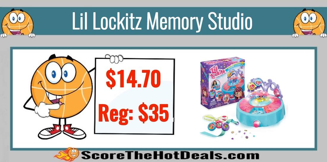 Lil Lockitz Memory Studio