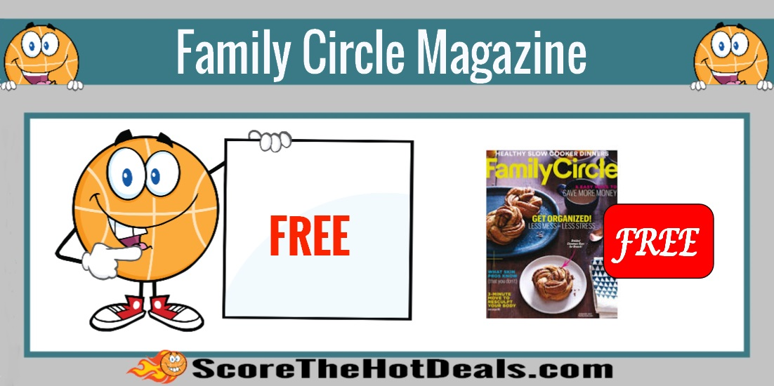 Subscription to Family Circle Magazine