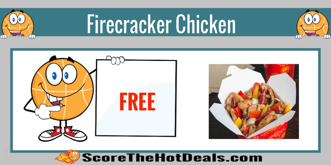 Get Firecracker Chicken