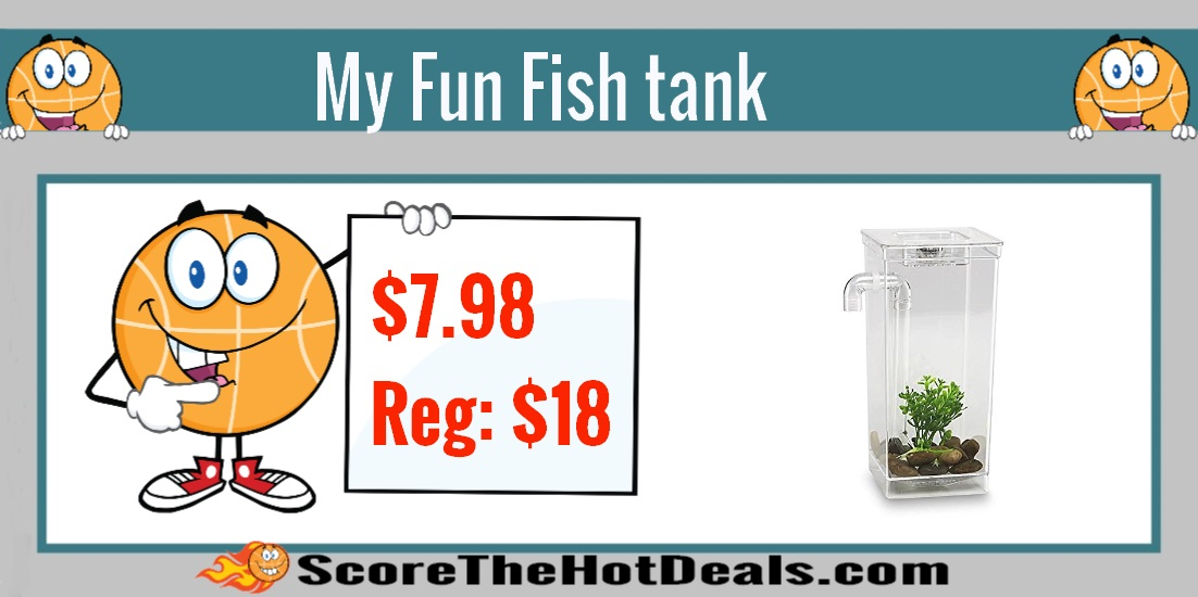 As Seen On TV My Fun Fish Tank