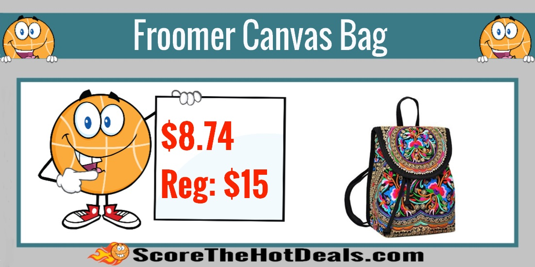 Froomer Canvas Bag