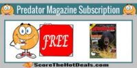 Predator Xtreme Magazine Subscription!
