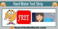 *FREE* Morton Salt Hard Water Test Strip!