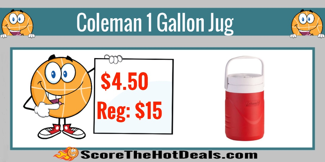 Coleman 1 Gallon Jug