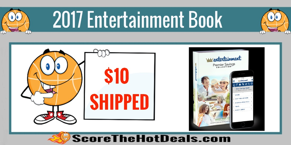 2017 Entertainment Books