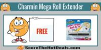 YAY! Claim Your FREE Charmin Roll Extender Today!