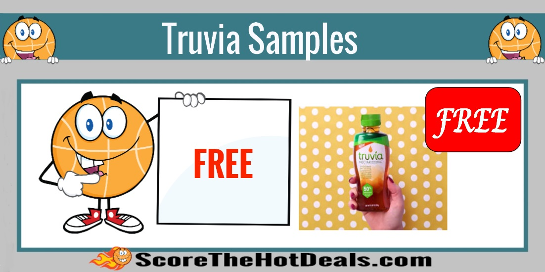 Sample of Truvia Nectars & Truvia Naturals