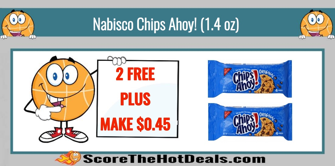 Nabisco Chips Ahoy! (1.4 oz)