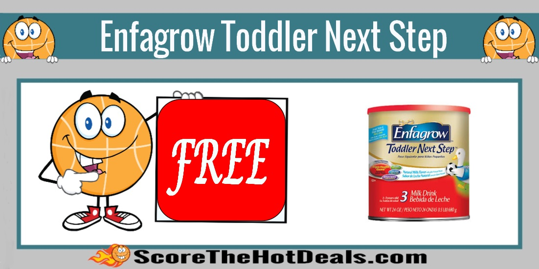 10 Oz. Enfagrow Toddler Next Step