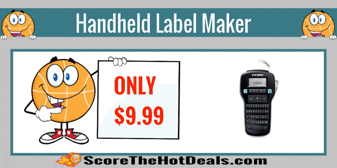 Handheld Label Maker
