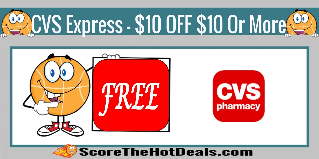 Possible $10 OFF $10 - At CVS