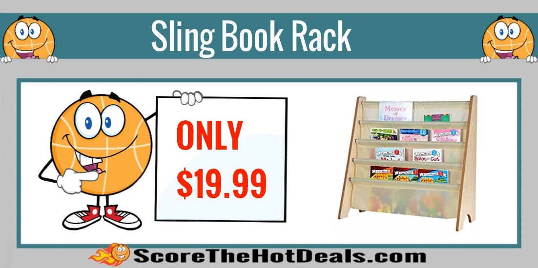 Sling Book Rack