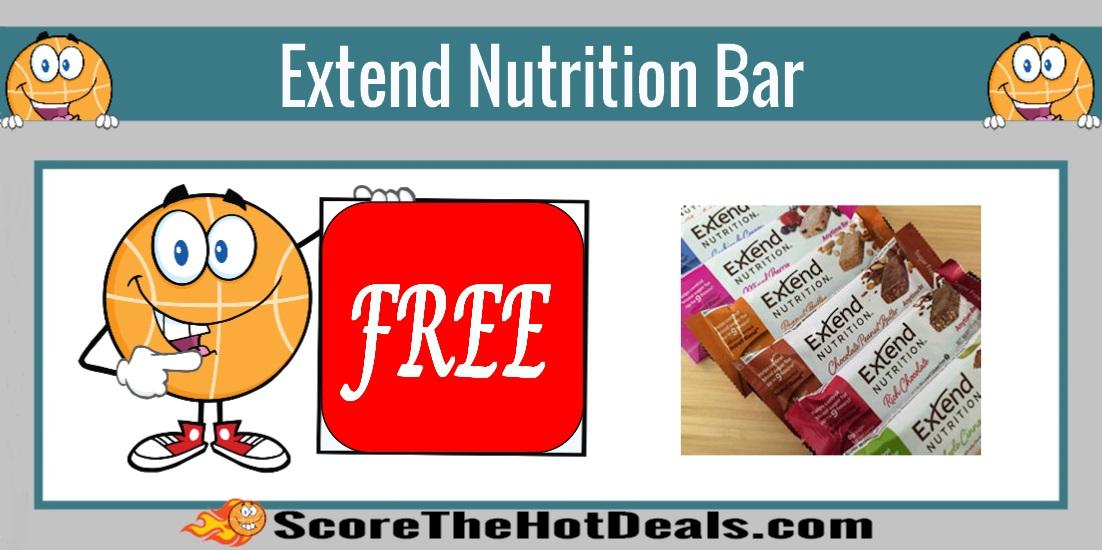 Extend Nutrition Bar