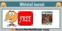 Grab A Subscription to Whitetail Journal!
