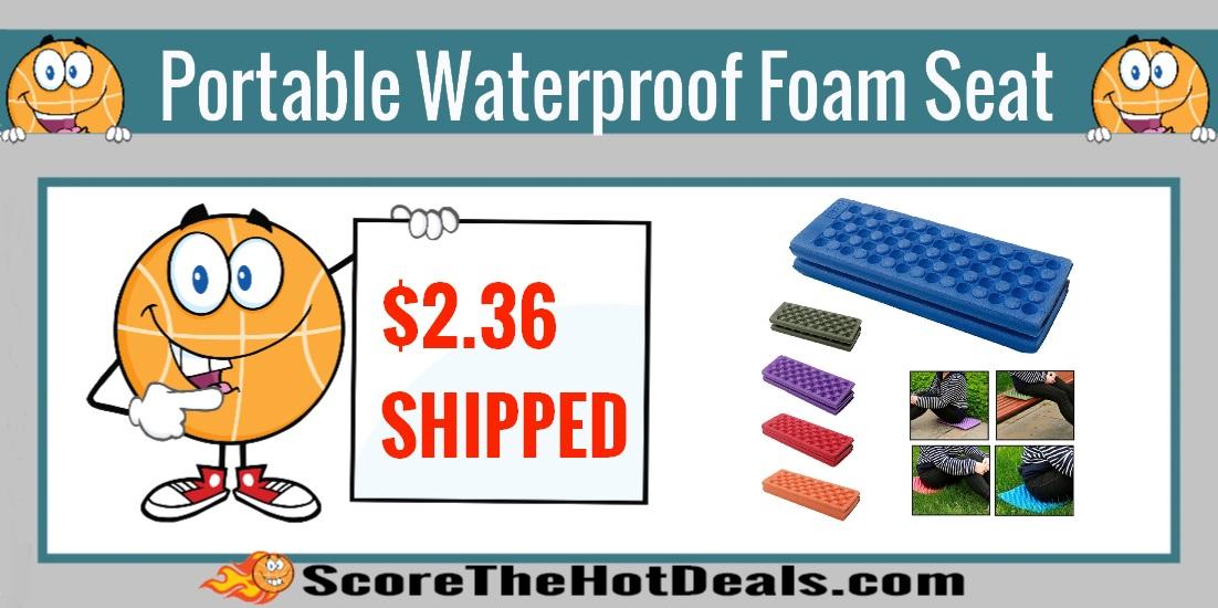 Portable Waterproof Foam Seat