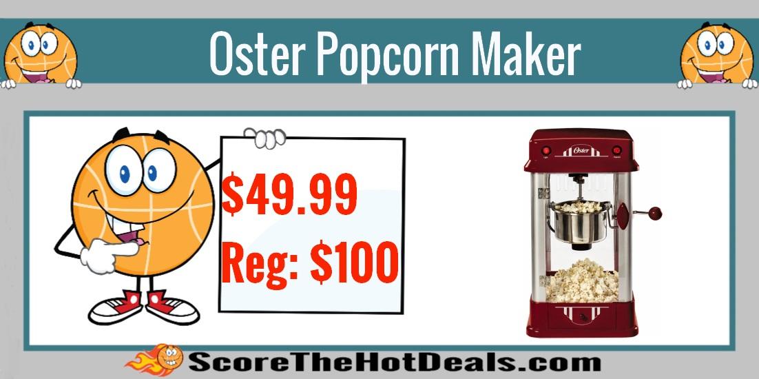 Oster Popcorn Maker