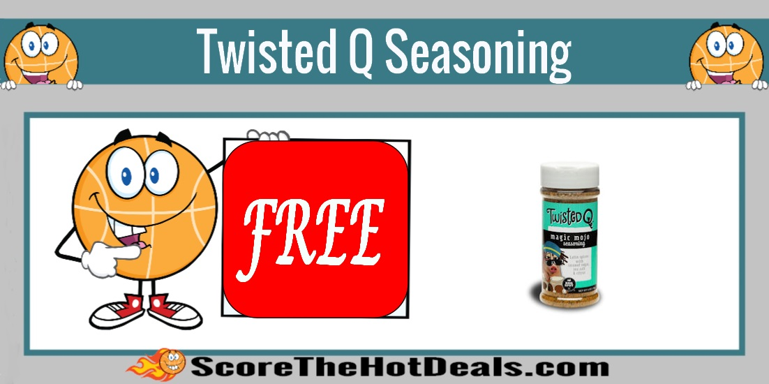 Twisted Q BBQ Seasoning Sample