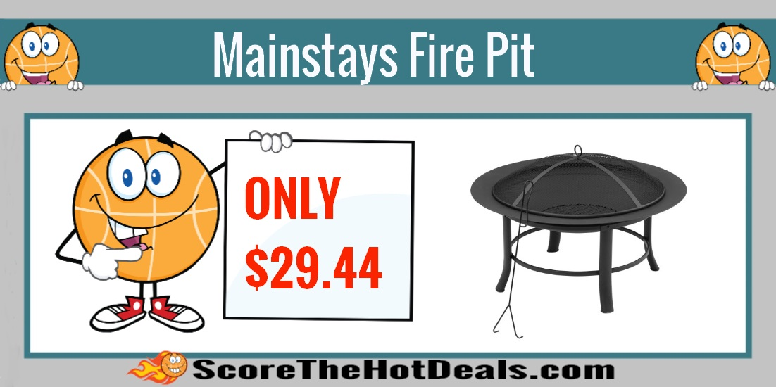 Mainstays Fire Pit