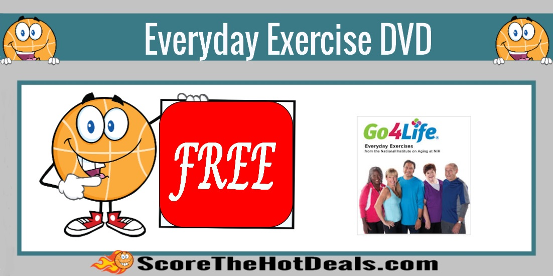 Go4Life Everyday Exercise DVD