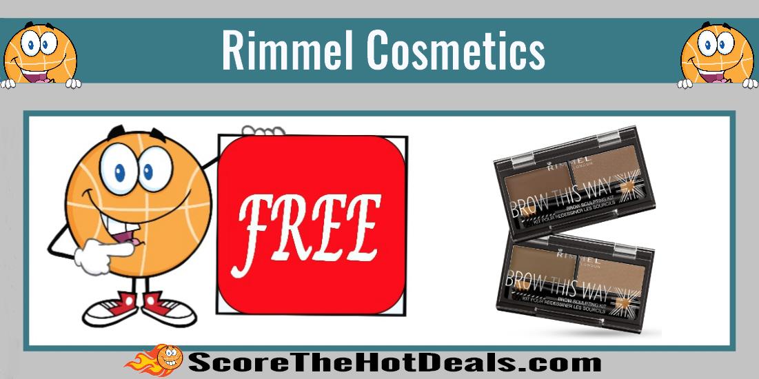 Rimmel makeup coupons