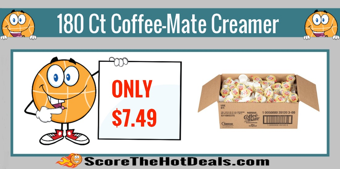 NESTLE COFFEE-MATE Coffee Creamer