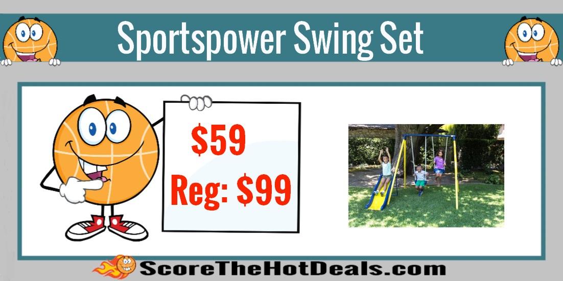 Sportspower Swing Set