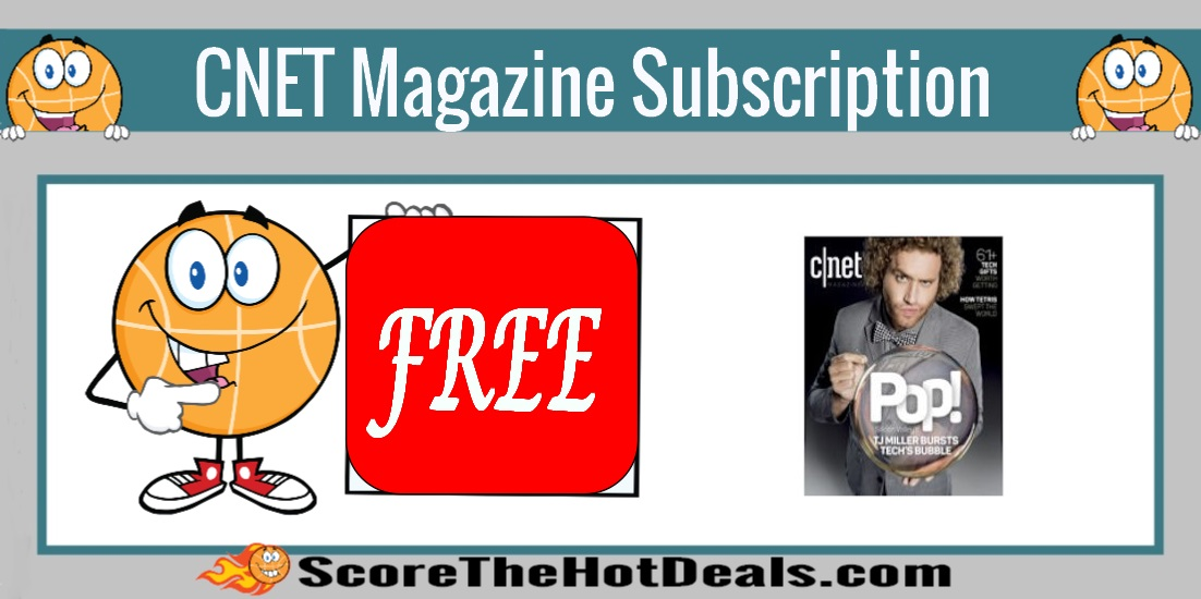 CNET Magazine Subscription