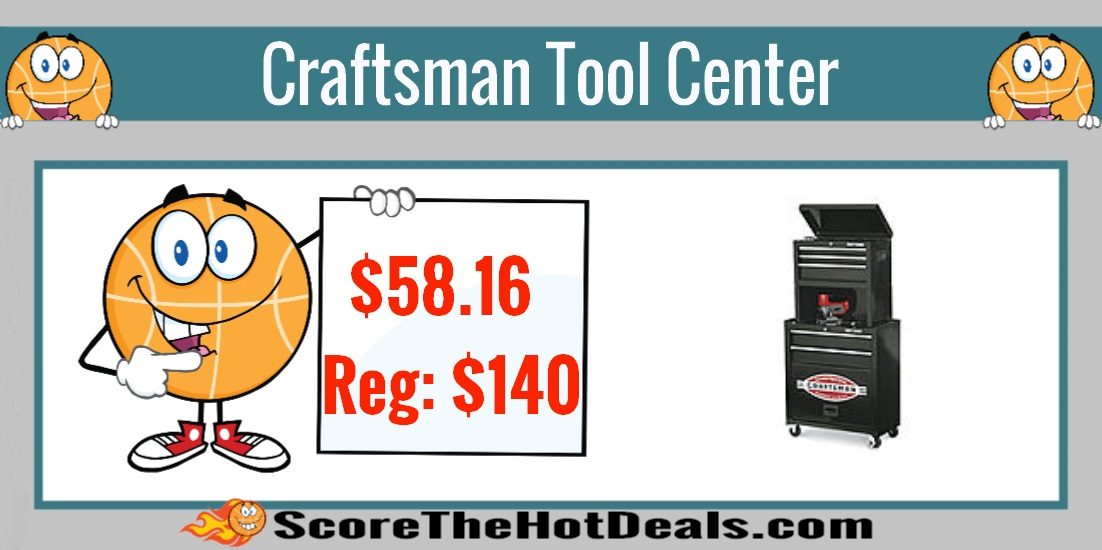 Craftsman Homeowner Tool Center