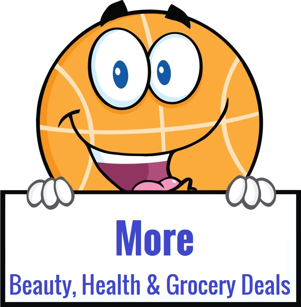 more beauty, health & grocery deals
