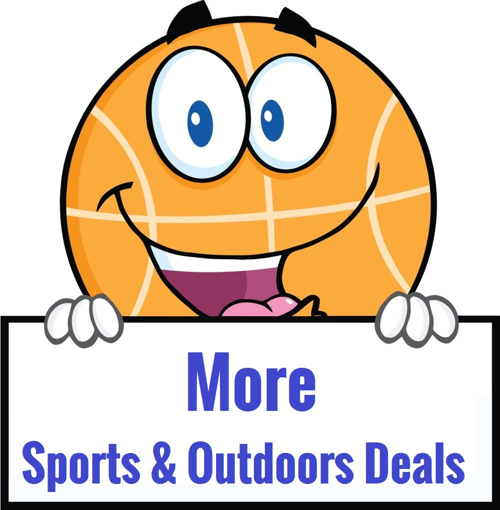 more sports and outdoors deals