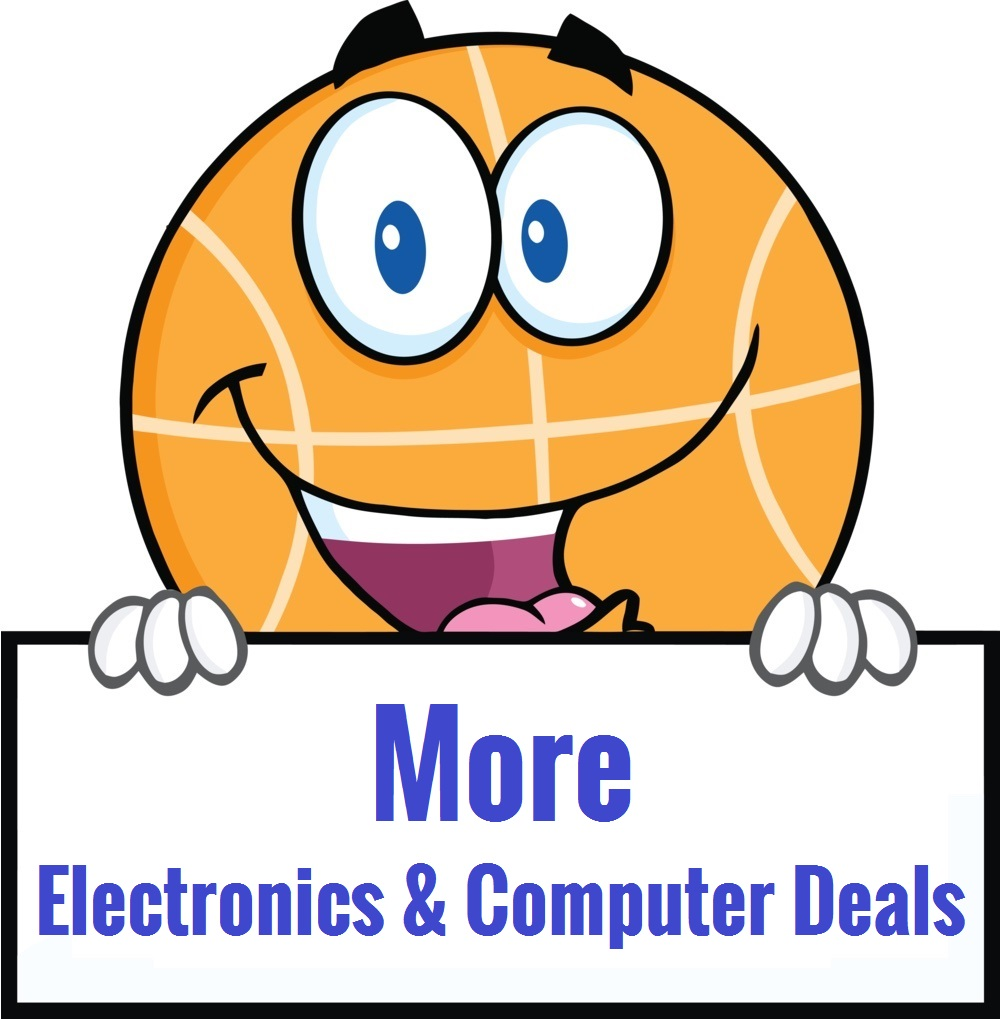 more electronics and computers deals