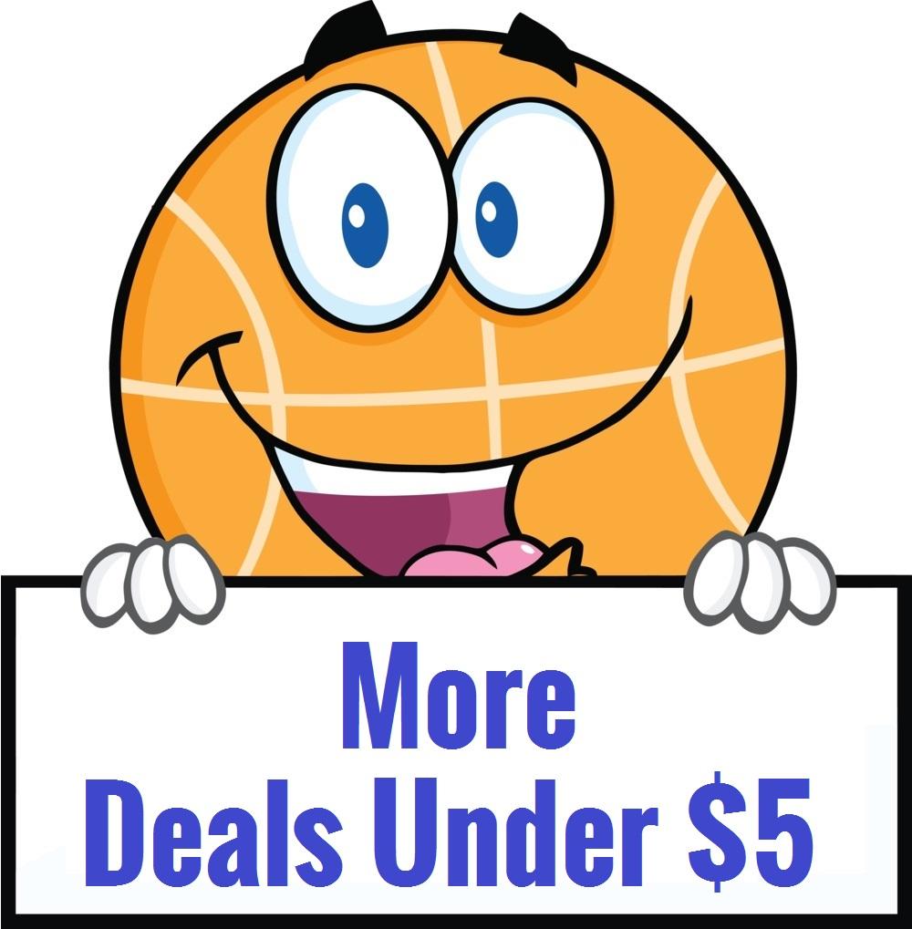 more deals under $5