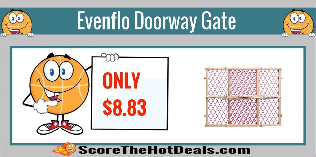 Evenflo Position and Lock Doorway Gate