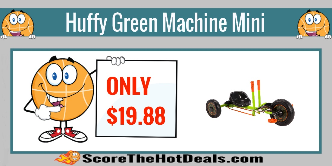 Huffy Green Machine Mini