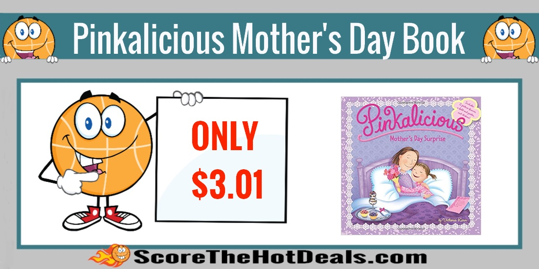 Pinkalicious Mother's Day Surprise Book