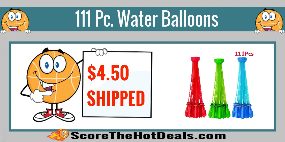 Water Balloons Set