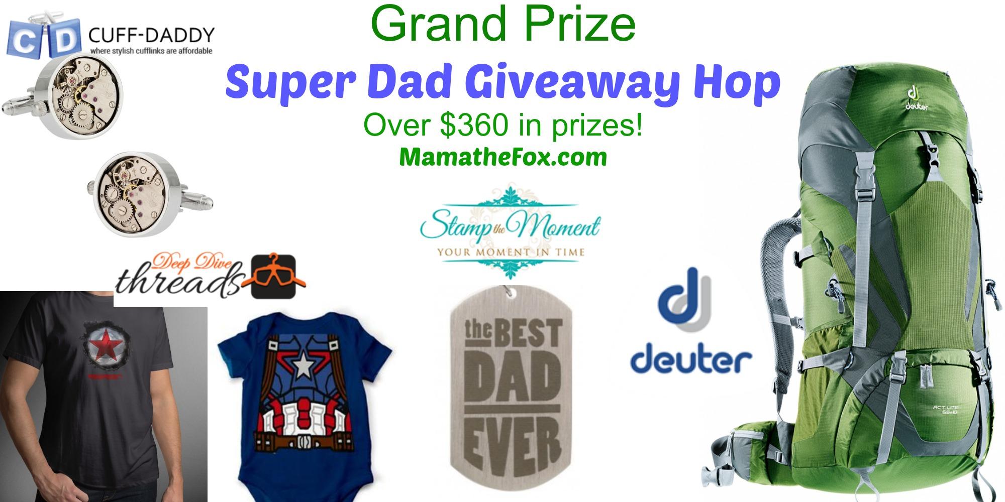 Super Dad Grand Prize