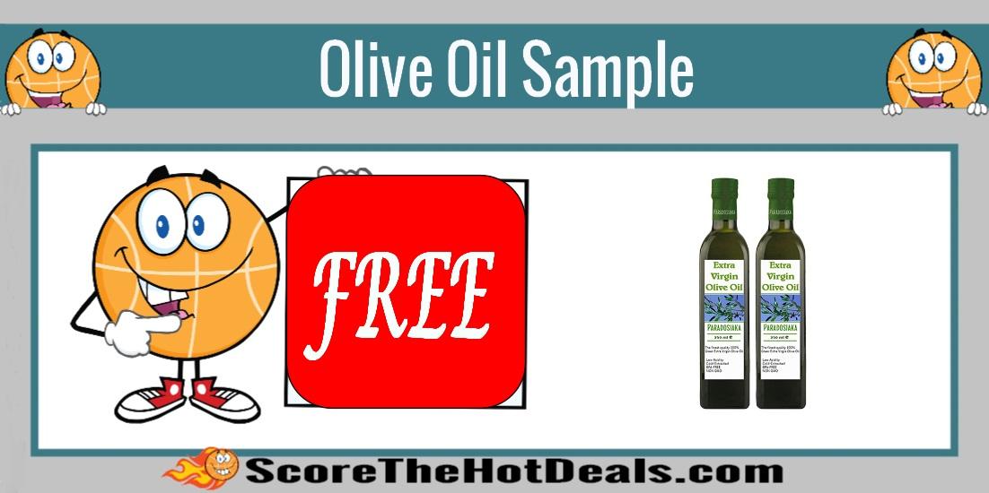 Paradosiaka Extra Virgin Olive Oil Sample