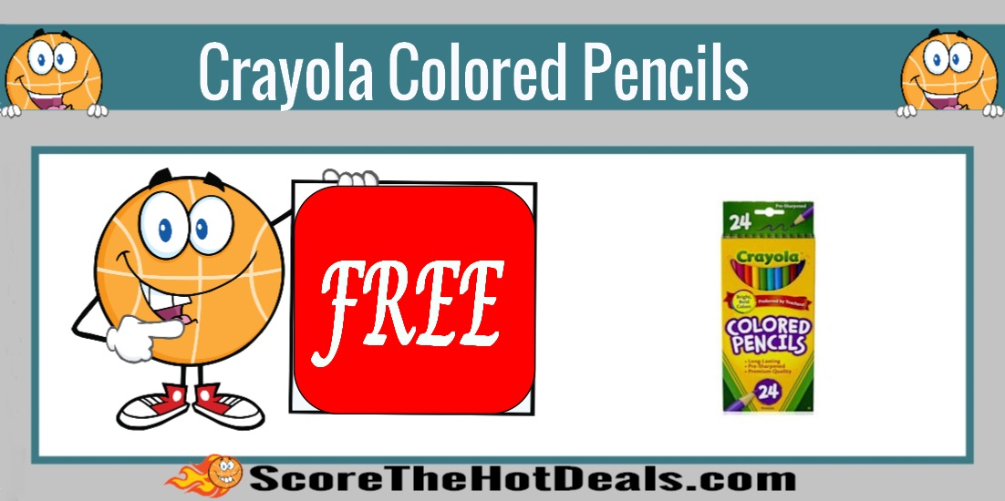 Crayola Colored Pencils