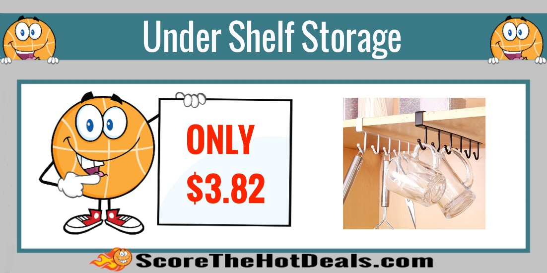 Under Shelf Storage