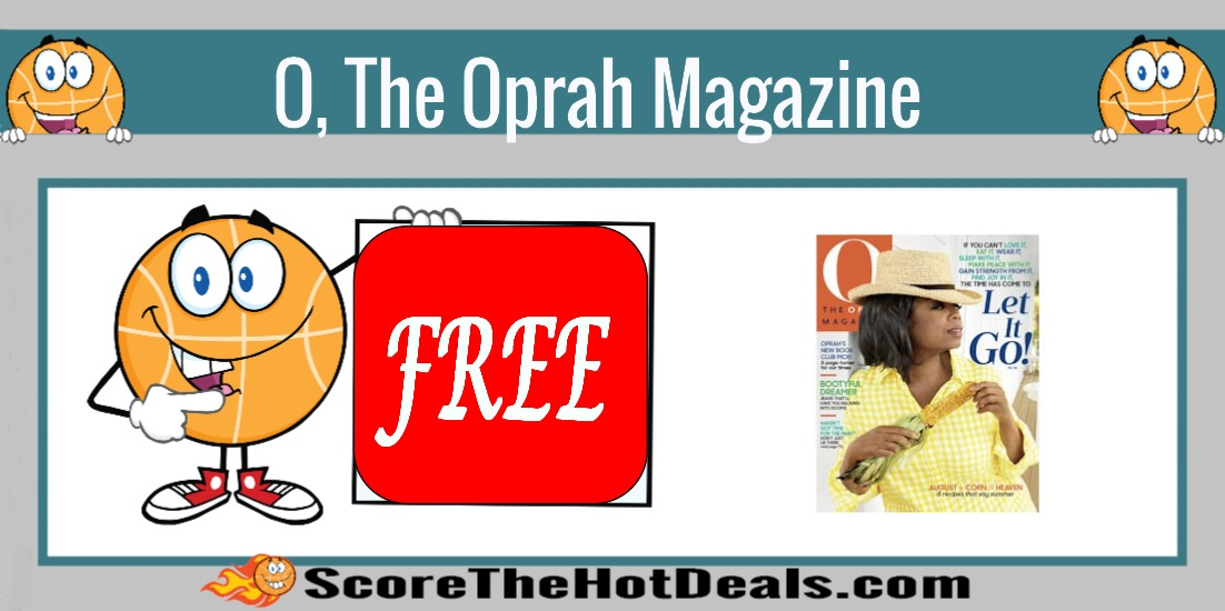 O, The Oprah Magazine Subscription