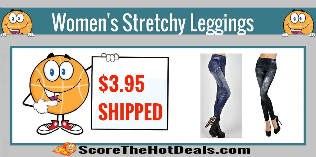 Stretchy Leggings