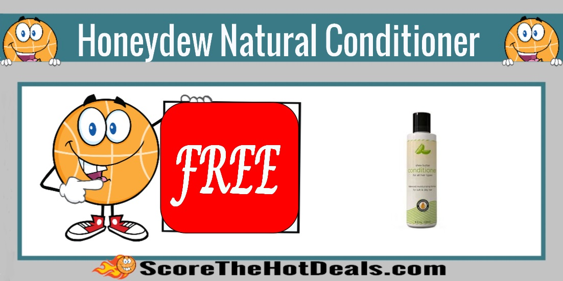 Honeydew Natural Hair Conditioner